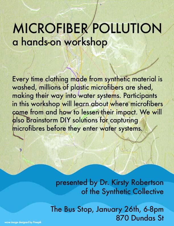 microplastics poster